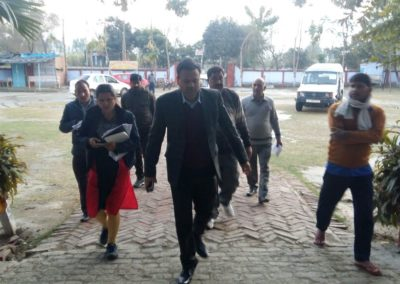 Guru nanak vidya inter college Inspection