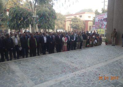 Republic Day gathering
